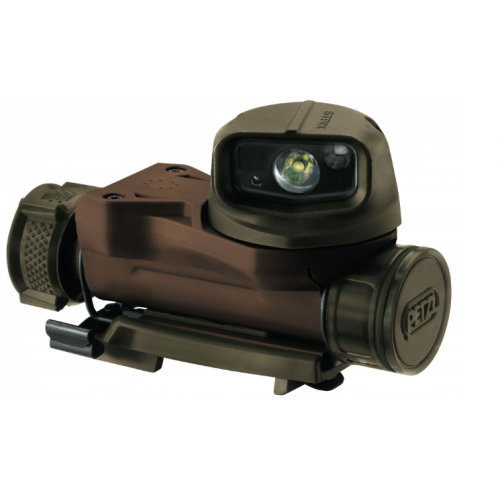 Lampe de casque Petzl Strix VL olive-cam