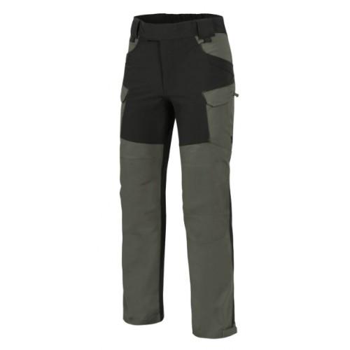Pantalon Hybrid outback green/noir