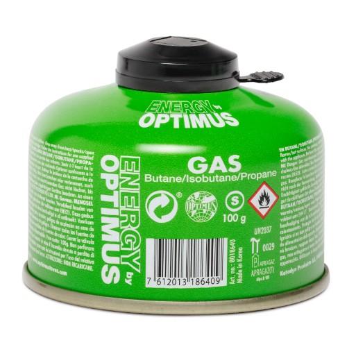 Cartouche de gaz OPTIMUS 100g.