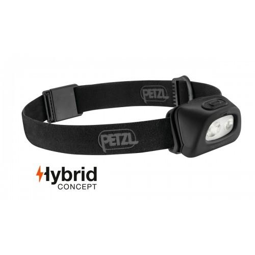 Stirnlampe Petzl Tactikka+ 250 lumen schwarz