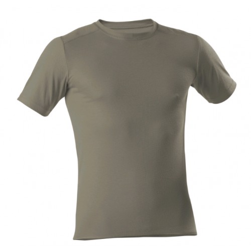 T-shirt 1/4 olive
