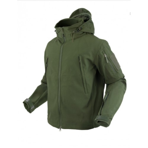 VEST SOFTSHELL SUMMIT CONDOR OD