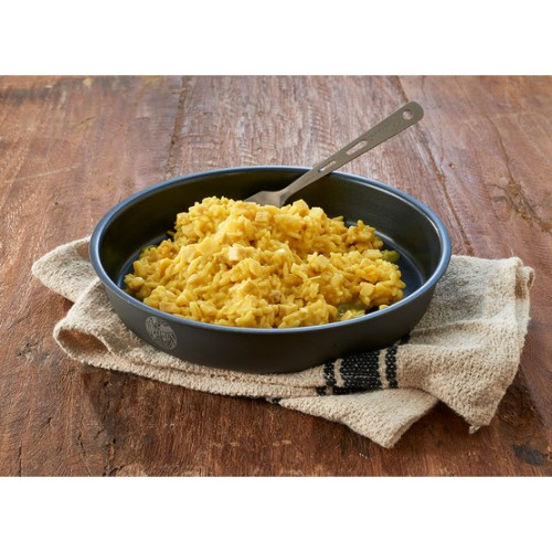 Huhn in Curryreis  200gr  627 kcal