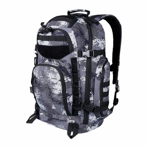 Sac à dos Trex 60l  cam black digital