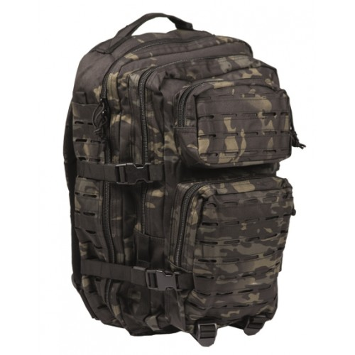 Sac à dos US Assault LG Laser cut multicam noir