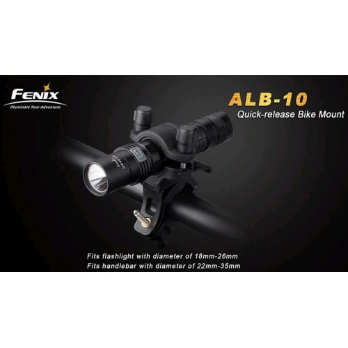 Support lampe ALB-10