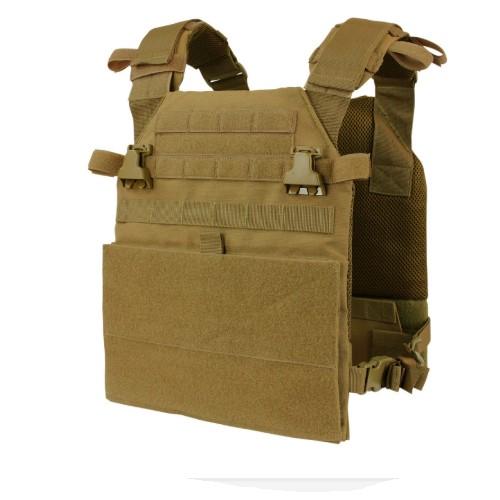 VAS Gilet tactique Vanquish Armor System coyote