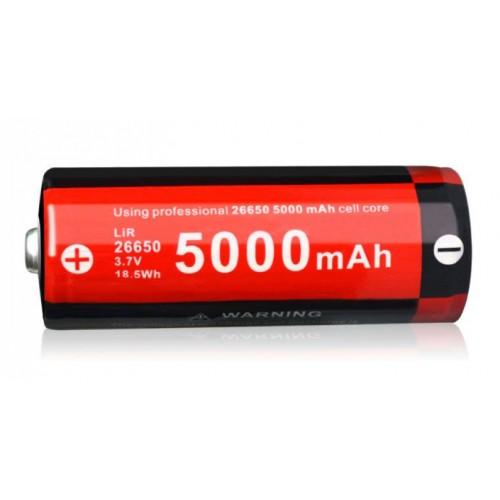 Batterie/Accu rechargeable 26650 pour G20