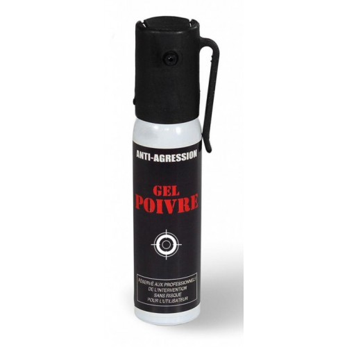 Spray anti agression gel-poivre 25ml