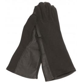 Handschuhe Pilot Nomex schwarz
