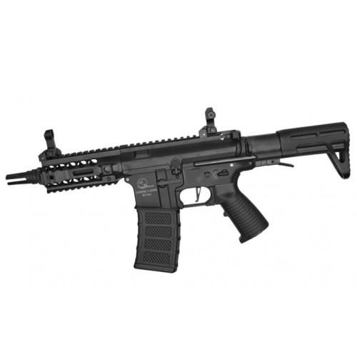 Réplique longue Christmas Armalite M15 URX-SBR Pak