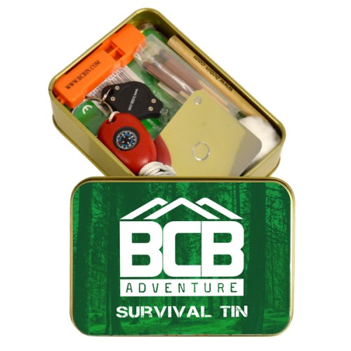 Adventure Survival Tin