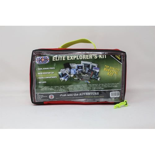 Elite Explorer's Kit