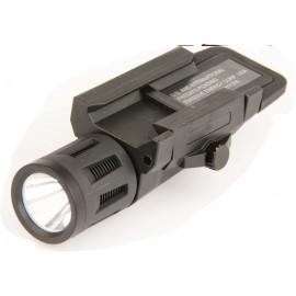 Weapon Mounted Ligt GEN-2 noir 400 Lumens