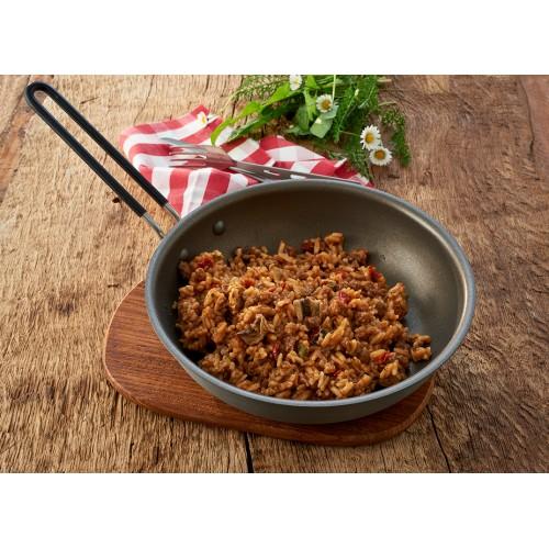 TREK'N EAT Rindfleisch Stroganoff mit Reis