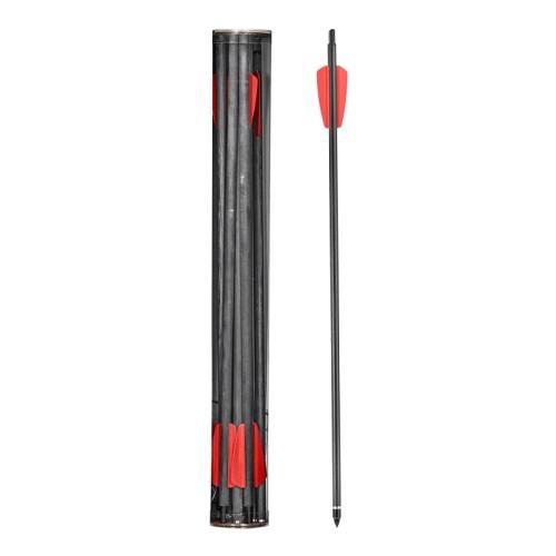 Flèches en carbone pour arbalète cobra 093006