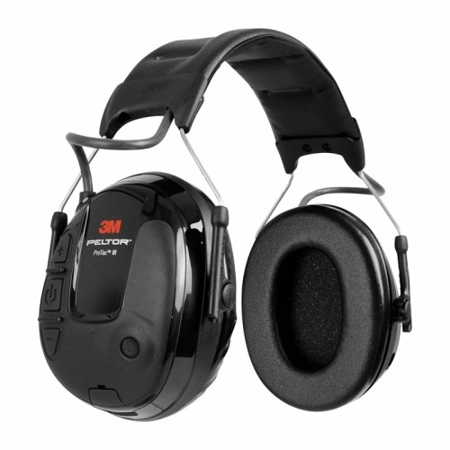 Casque anti-bruit actif Peltor ProTac III Action