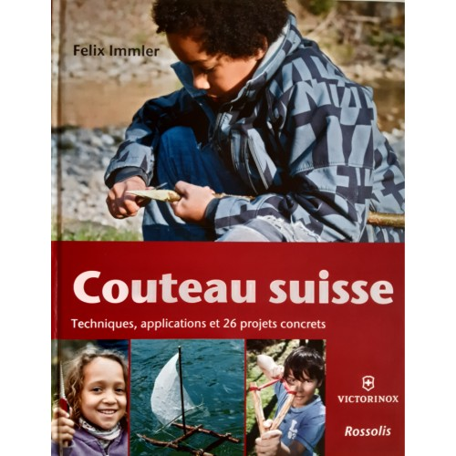Livre  COUTEAU SUISSE français