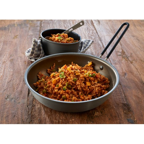 TREK'N EAT Riz cajun Jambalaya aux légumes