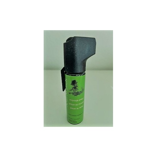 Spray au poivre Cannon 25ml