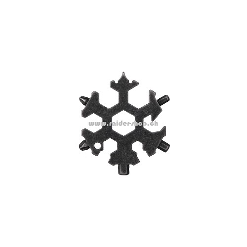 BasicNature Tool flocon de neige 18 en 1