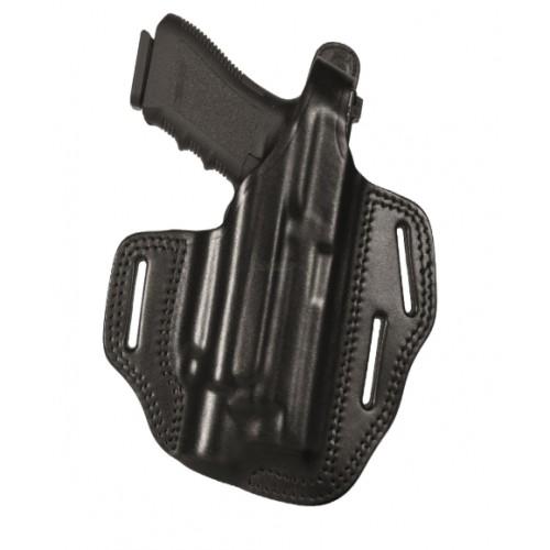 Holster Pancake HL1 Glock 17/ 19 Leder schwarz