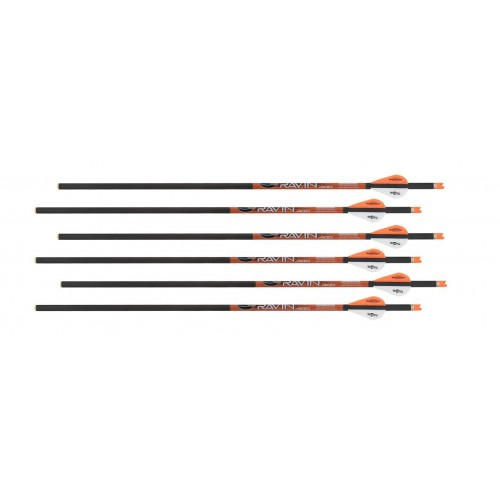 RAVIN Crossbow BOLT Carbon with orange nocks .003
