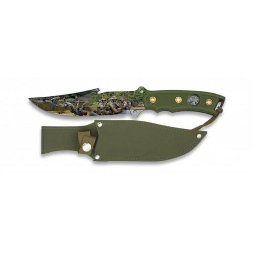 Couteau Militaire 3D 32290