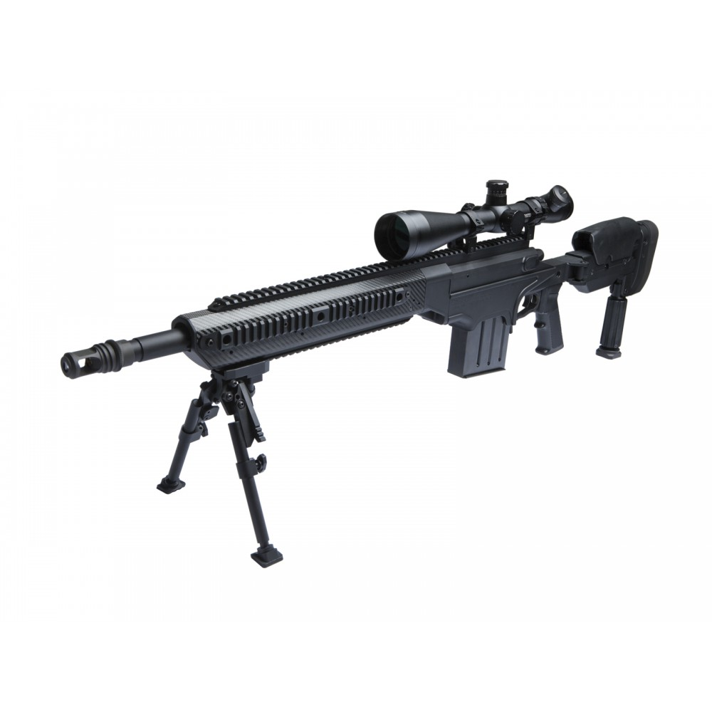 Réplique, PL, Sniper, Ashbury ASW338LM, Noir