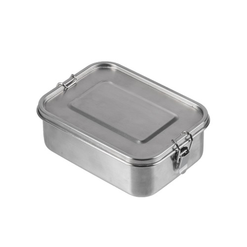 Lunchbox stainless steel 18cm
