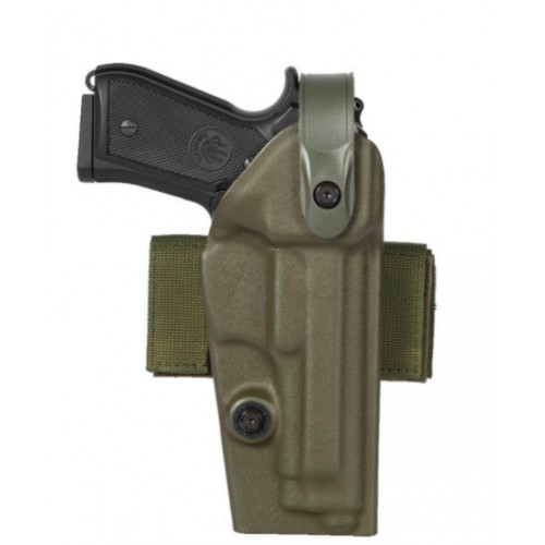 Holster Glock 17,22,31,37 OD gaucher
