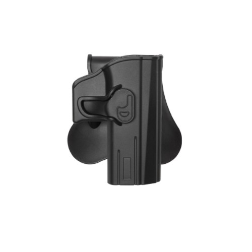 Holster, CZ Shadow 2, Polymer, noir