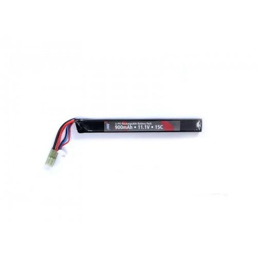 Batterie LiPo 11.1V 900mAh SIingle Stick 18569