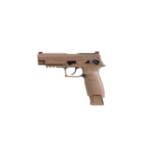 Pistolet à plombs Sig Sauer P320 M17 coyote