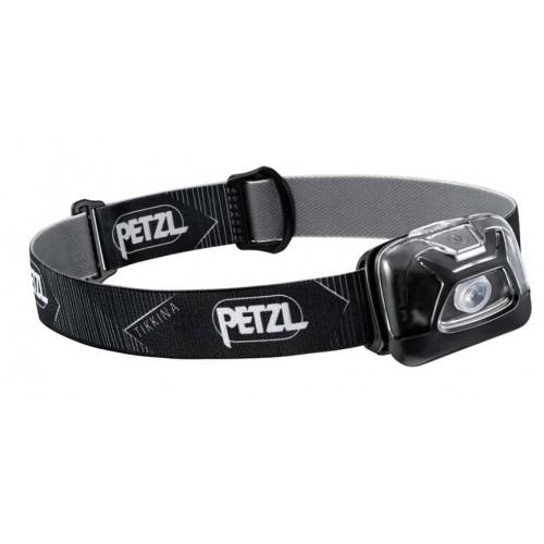 Lampe Petzl frontale Tikkina 250 lumens noir