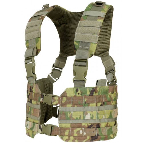 Chest Ronin Rig with Scorpion OCP multicam