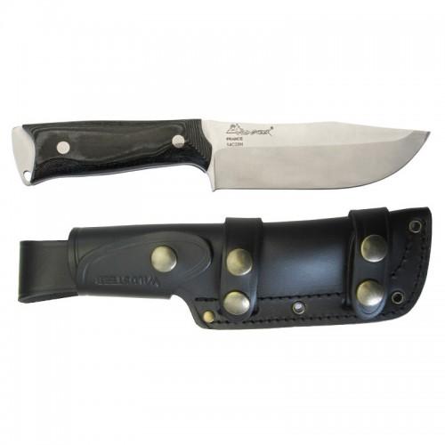 Couteau poignard Wildsteer KODIAK noir