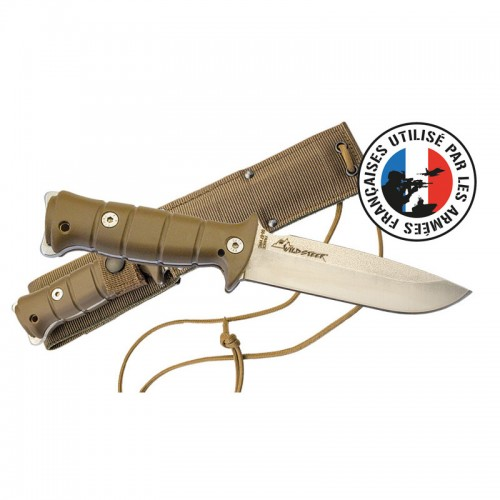 Couteau Wildsteer TARASCO version militaire