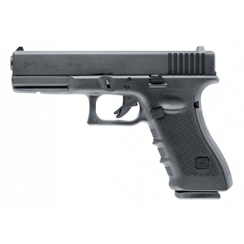 Réplique pistolet Glock 17 Gen 4 Metal Version GBB