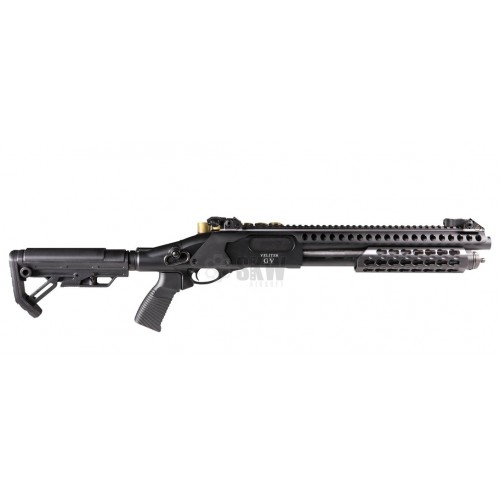 Fusil à pompe Velites G-V Noir Secutor