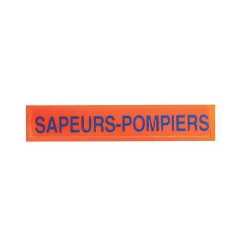 Band Sapeurs-pompiers Orange