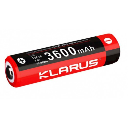 Batterie rechargeable  18650/3600mAh