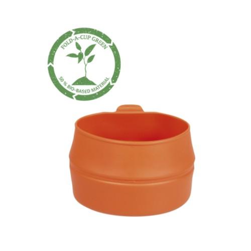 Gobelet Fold-A-cup pliant 200 ml orange