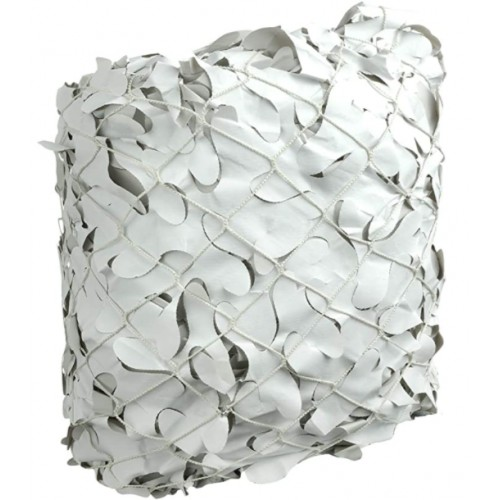 """Filet """"shade Sail"""" 5x5m blanc"""