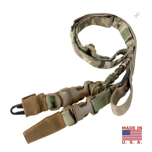 Stryke single Bungee conversion sling with Multic