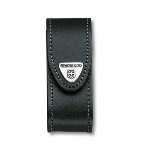Étui-ceinture cuir noir