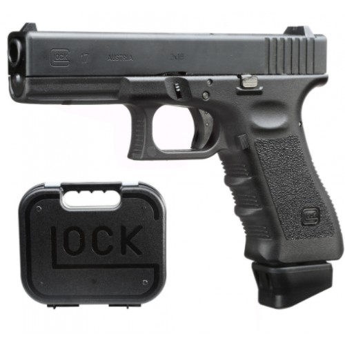 Réplique Glock 17 Deluxe Co2 noir