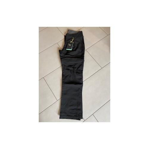 Pantalon Salewa Puez dame 2 en 1 noir taille 38-40