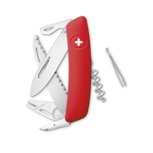 Couteau Suisse Swiza TT05 Tiques