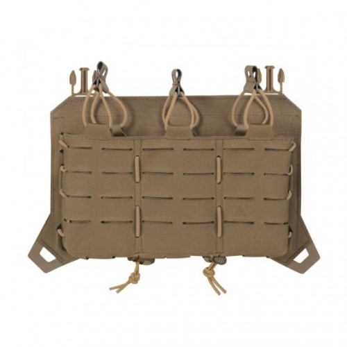 Spitfire Triple Rifle magazine flap, coyote brown